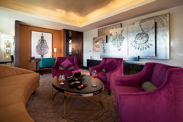 Sofitel Casablanca Penthouse