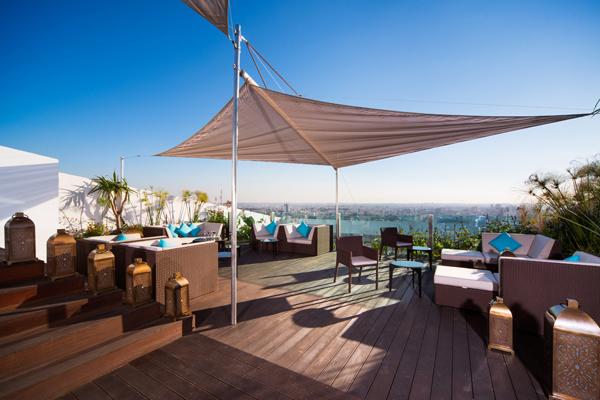 Sofitel Casablanca Penthouse Terrace