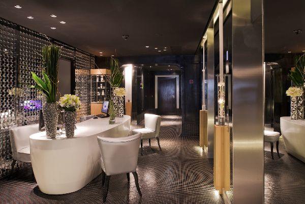 Sofitel Casablanca Spa Reception