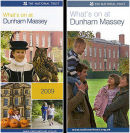 2 BROCHURE COVERS FOR THE NATIONAL TRUST