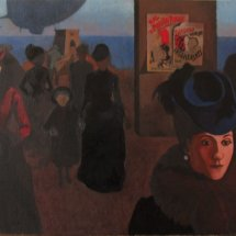 Anna Karenina returns to St Petersburg