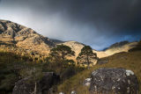 Autumn Light Glen Nevis