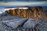 Sunrise on Ben Nevis Summit