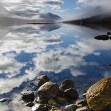 Autumn Mist 2,, Loch Etive