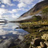 Autumn Mist, Loch Etive