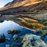 Loch Etive Autumn Reflections