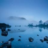 Dawn Mist Lochan na h-Achlaise Rannoch Moor