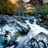 River Nevis, Autumn