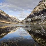 Loch Achtriochan annd the Aoneach Aegach ridge, Glencoe