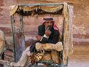 Contemplation at Petra
