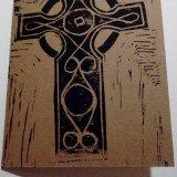 Celtic Cross (Black), kraft card 240 gsm