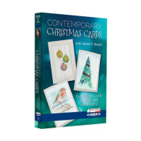 Contemporary Christmas Cards DVD