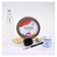 Watercolour accessory kit