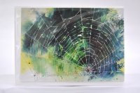 Cobweb greetings card