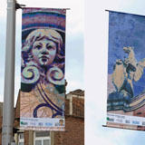 LOVE ACTON STREET BANNERS