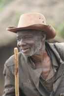 Old Man in the Congo