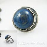 Blue Sparkle Ring
