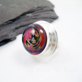Cherry Fire Ring