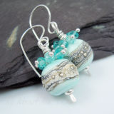 Seafoam Glass Gems