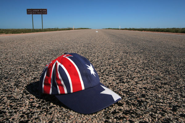 Entry to Nullarbor