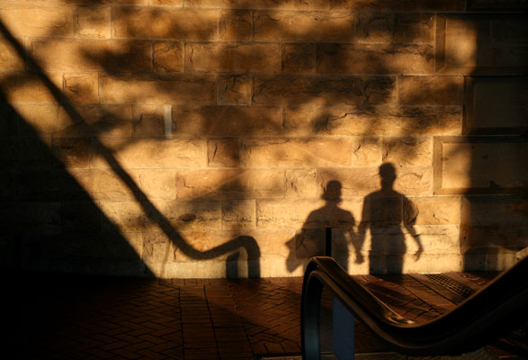Darling Harbour Shadows