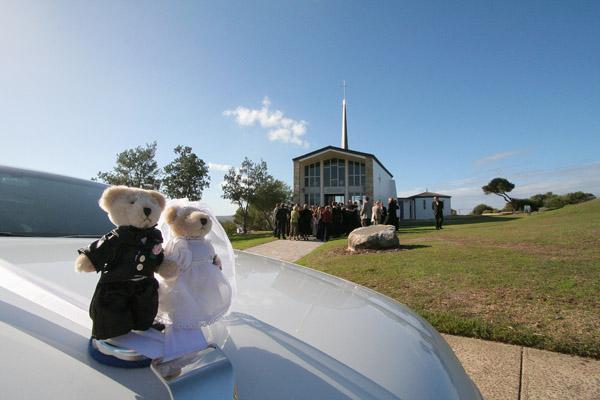 Wedding at Watsons Bay