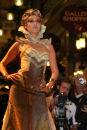 Vanna's Dress at End of Catwalk