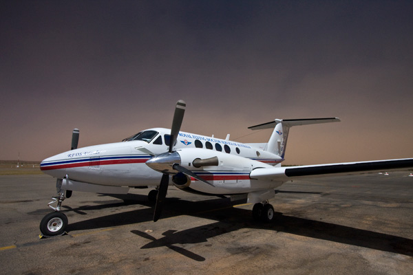 Beachcraft King Air