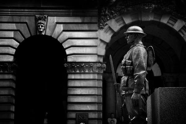 Silent Soldier