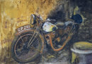 """BSA 250cc """"Barnfind"""""""
