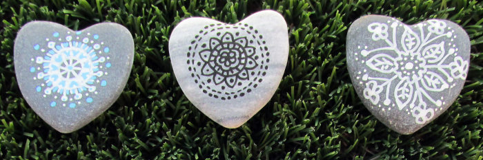 Heart Stones strip 008