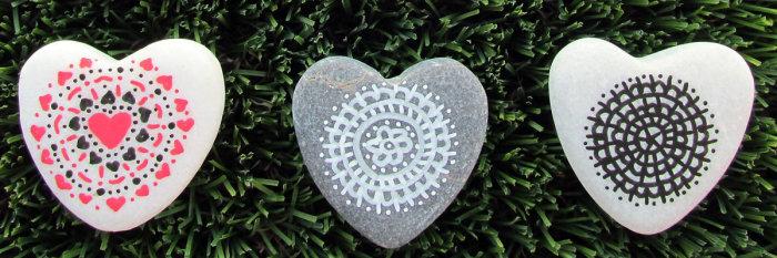 Heart Stones strip 009