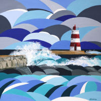 'Breakwater Lighthouse' SOLD