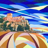 'Ferragudo Castle' SOLD