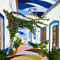 'Memories of Ferragudo' SOLD