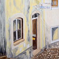 'The Old Shoe Shop - Monchique' SOLD