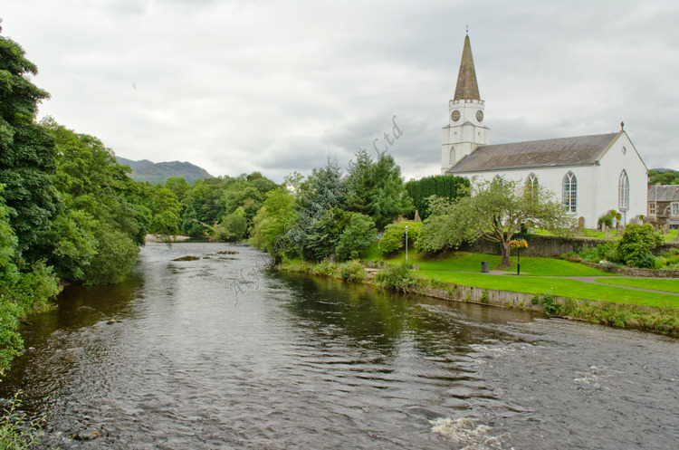 AANWS Curch in Comrie 3808