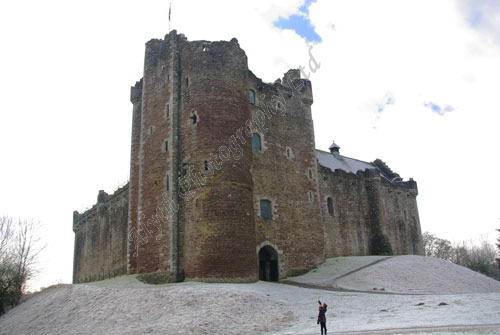 AAPWC 4359X Doune Castle