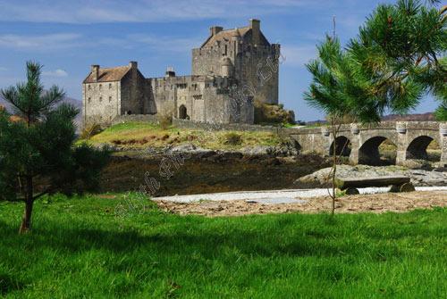 AAPWC 2160 Eilean Donan Castle Lochalsh