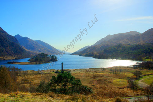 AAPWL 2320 Glenfinnan Monument and Loch Shiel