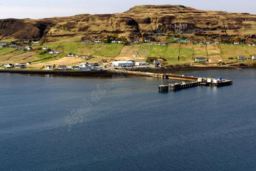 AAPWL 2252 Isle of Skye Uig Harbour