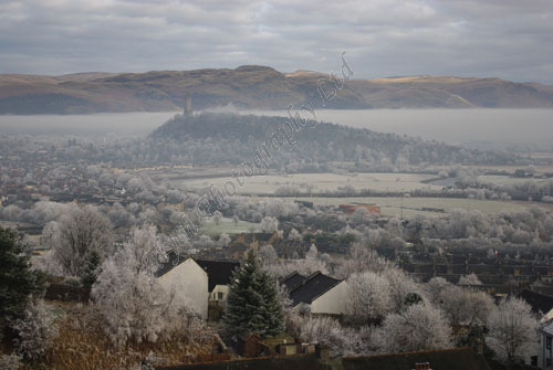 AAPWL 4369X Wallace Monument in Frost