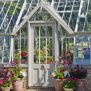 Greenhouse at show site
