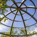 Circular pergola