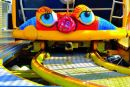 Funny faced ride