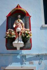 wall shrine, Burrano