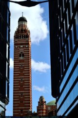 Westminster Cathedral Campanile Tower