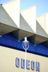 Brighton Odeon roof