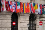 flags, Vienna