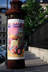 poster, Vienna